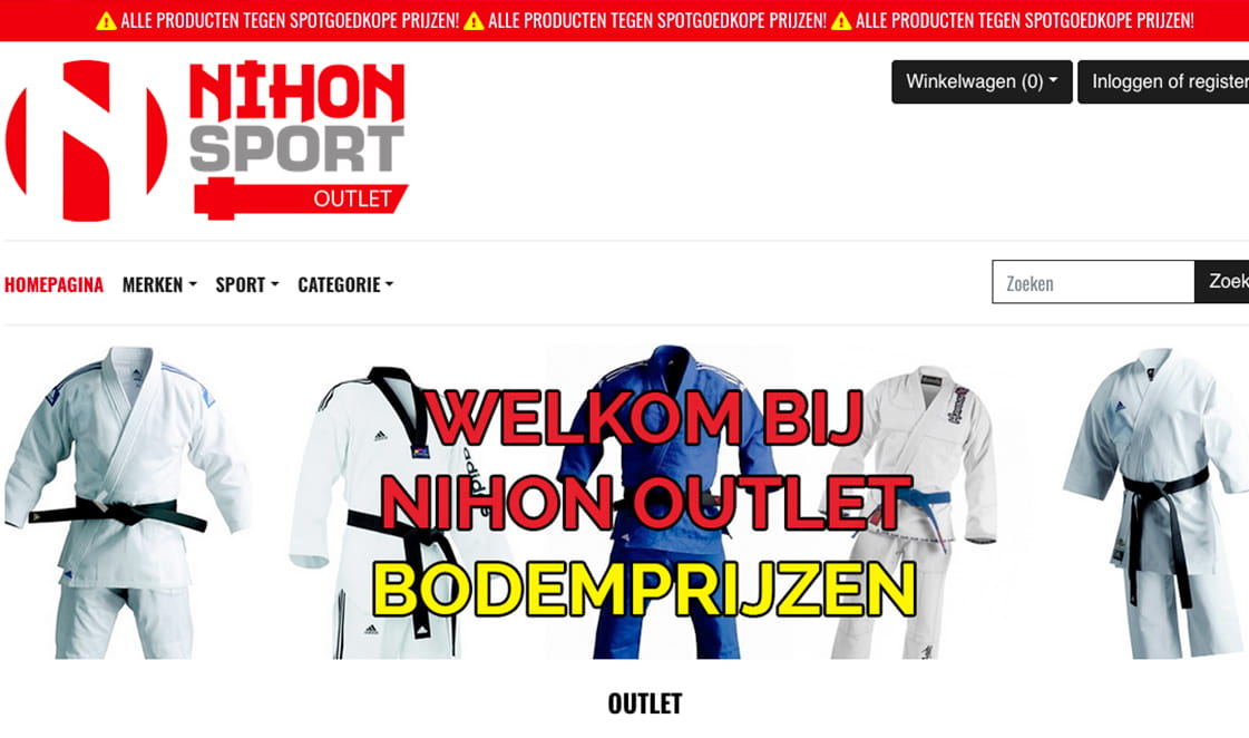 Nihon Sport Outlet