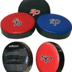 Rond stootkussen (focus mitt) Starpro | zwart