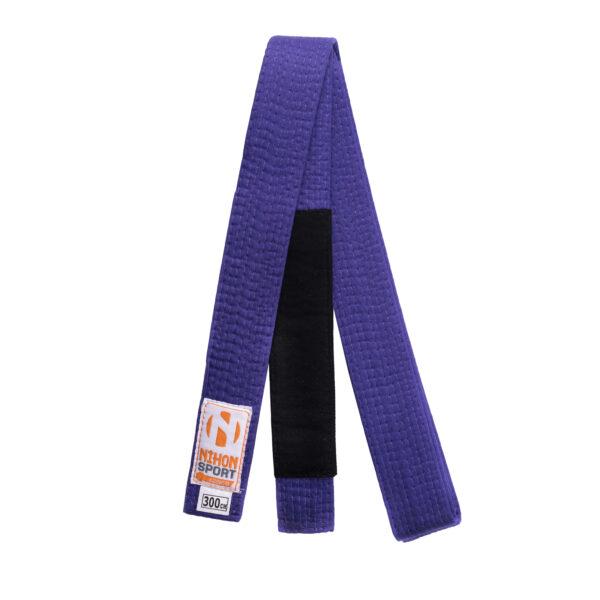 BJJ-banden Nihon voor volwassenen   paars   maat 320