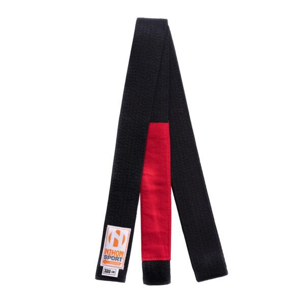 BJJ-banden Nihon voor volwassenen   zwart   maat 320