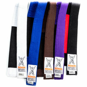 BJJ-belts Nihon for adults | various colors