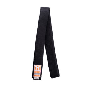 Black belt for budo Nihon | heavy quality