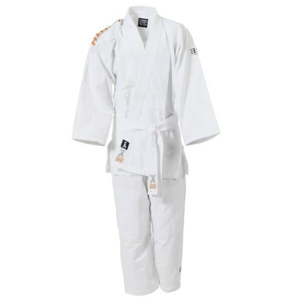 Judogi Nihon Makoto for beginners and children | extra white