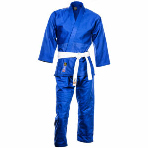 Judogi Nihon Rei for children & amateurs | blue
