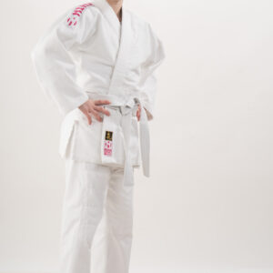 Judogi Nihon Rei for children & recreational judokas | pink
