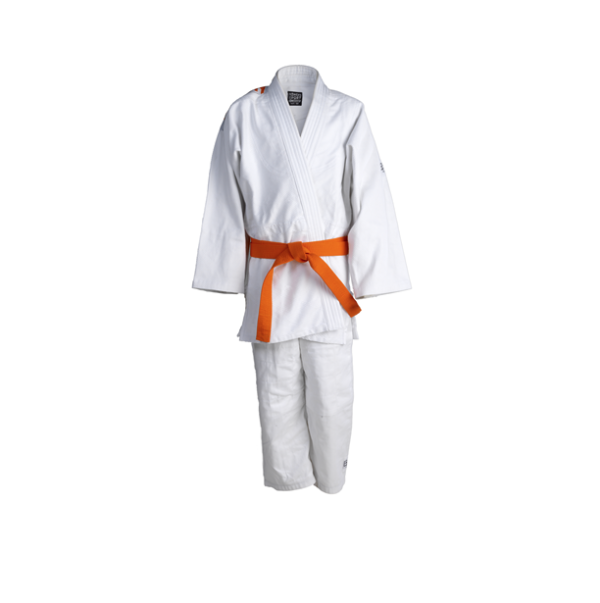 Judo Gi Nihon Rei for children and recreational Judo white