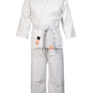 Judogi Nihon Yu for children | white