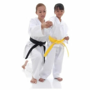 Karate Gi for beginners and children Nihon | white
