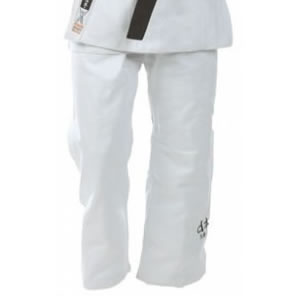 Judo trousers heavy quality Nihon | white