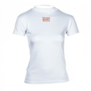 Women's quick dry training shirt Nihon | white